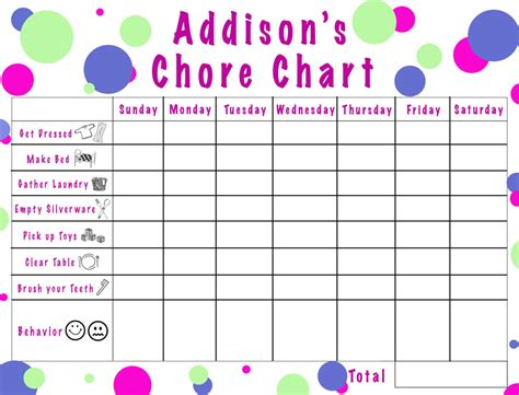 chore charts for 6 year olds yahoo image search results new chore chart for the little guy good idea raising