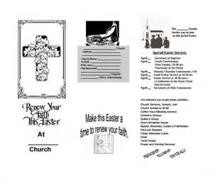 free church brochure templates 12 easter brochures vector eps pdf word