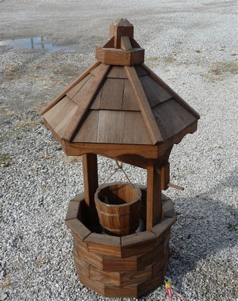 wishing well plans woodworking here large wooden windmill plans courses