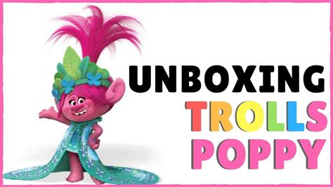 biggie and the disastrous dreamworks trolls books poppy trolls dreamworks character unboxing