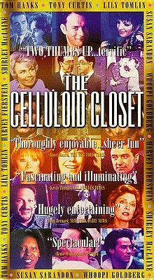 The Celluloid Closet Book by New York And Philadelphia Club On