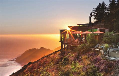 Big Picture Post by Post Ranch Inn Big Sur Luxury Hotels Luxury Boutique Hotel