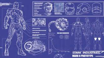 Blueprint Online Free Iron Man Blueprint Hd Imposing Wallpaper Free Download