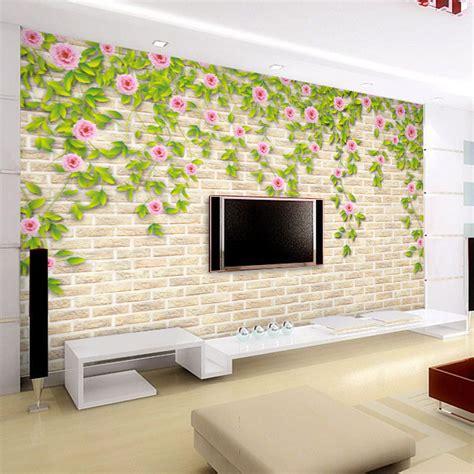 living room wall self adhesive wallpaper   HD Wallpaper