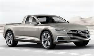 Audi Truck 2017 Audi Truck Concept Design 2018 Best