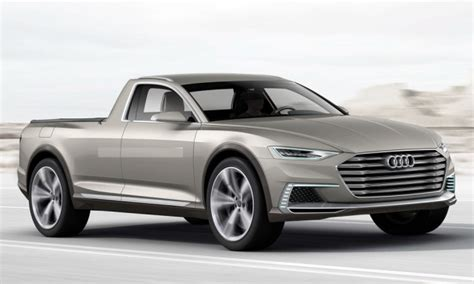 Audi Truck 2020 by 2020 Audi Truck Concept Debuts Next Year 2020 Truck