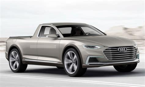 2017 Audi Truck Concept Design 2018 2019 Best