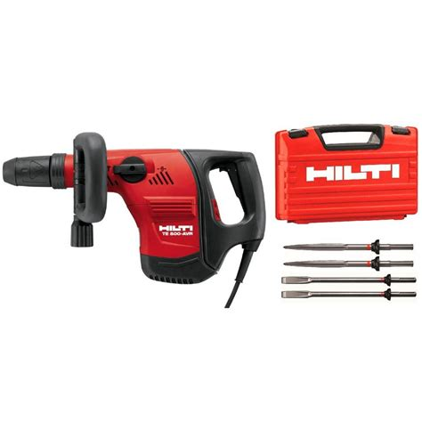Bor Hilti Te 2 hilti 120 volt sds max te 500 avr demolition hammer performance package 3512856 the home depot