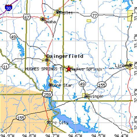 map springs texas hughes springs texas tx population data races housing economy