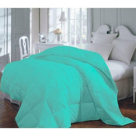 teal bedding twin teal premium xl twin dorm comforter set from amazon home