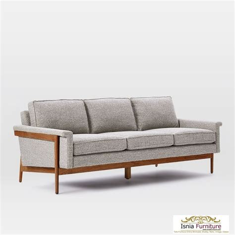 Kaki Sofa Kayu sofa tamu kursi sofa santai minimalis mewah produsen