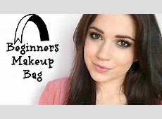 Beginners Makeup Bag - YouTube L'oreal Foundation Makeup True Match