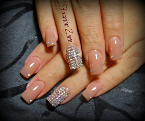 fotos de uñas acrilicas llamativas nails glamour dise 241 o hecho en fashion zone monterrey
