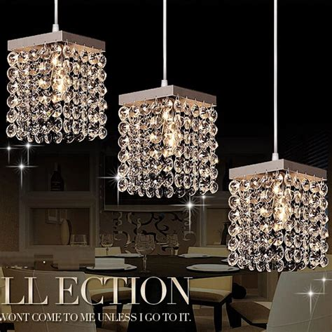 Led Dining Room Chandeliers by Led Modern Chandelier Ceiling Lights Pendant L