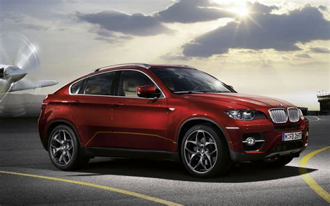 cars bmw red pictures and wallpapers of the new bmw x6 interior and