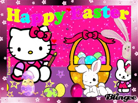 free hello kitty easter wallpaper hello kitty happy easter pictures hello kitty forever