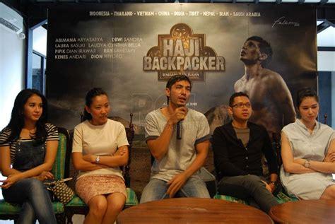 sutradara film gajah mada sutradara film haji backpacker bukan soal pergi haji
