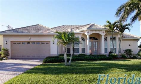Vacation Home Rentals In Cape Coral Florida - villas villa bahama in cape coral florida