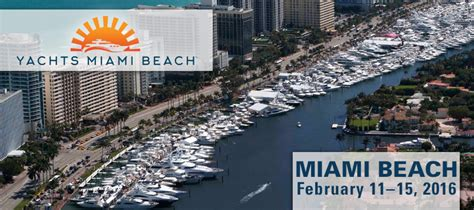 miami boat show releases nautical ventures to showcase new innovative boat and