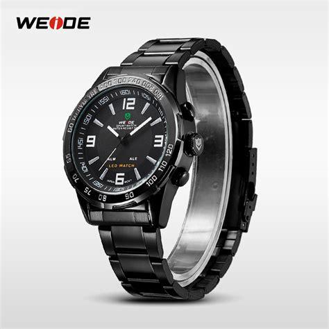 Jam Tangan Pria Fossil Fossil Black weide jam tangan sporty pria wh1009 black black