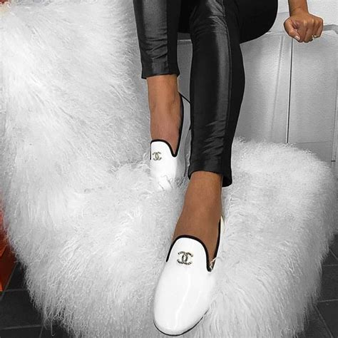 chanel moccasins loafers 25 best ideas about chanel loafers on louis