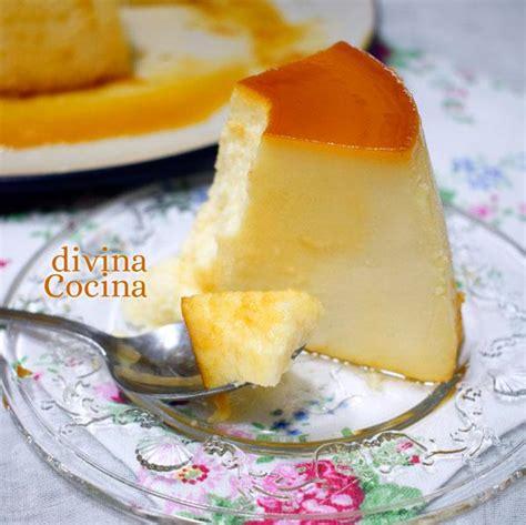 i recetas flan de queso y leche condensada de mam receta de flan de queso y leche condensada divina cocina