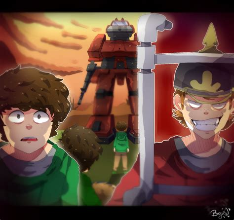 The 1 2 End By Rikachi the end part 2 by bigotitos on deviantart