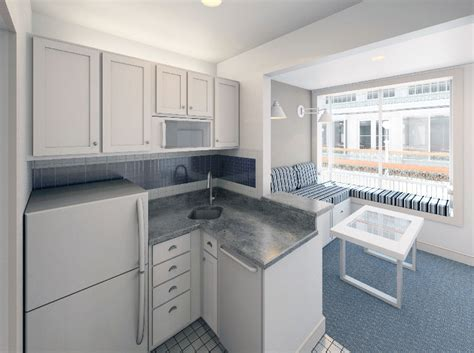 micro apartments affordable micro lofts in a greek revival style historic