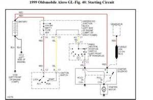 1999 oldsmobile alero 99 alero won t start help