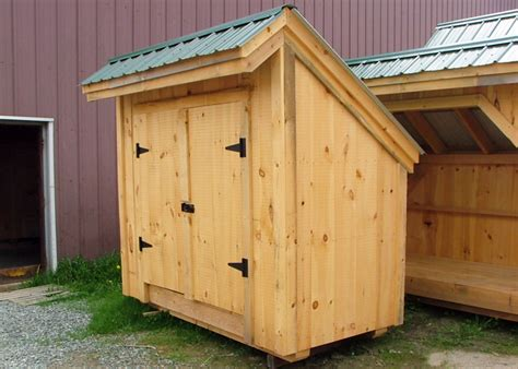 Saltbox Style Shed by Small Tool Shed 4x8 Shed Wooden Tool Shed Plans For