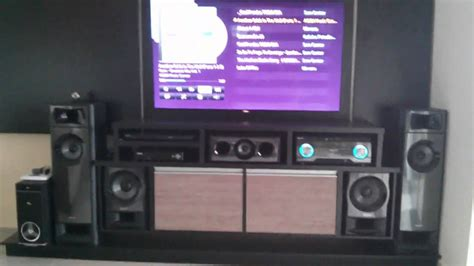 Home Theater Sony Ht M3 Receiver Sony Muteki Ht M3 5 2 Canais Home Theater Sony