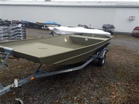 used jon boats for sale pa 2016 new lowe roughneck 1655br jon boat for sale milton