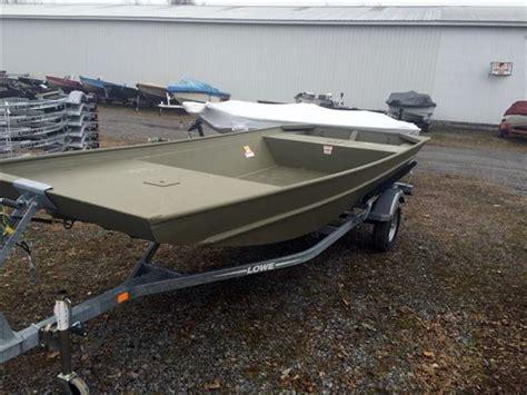 lowe big jon boats 2016 new lowe roughneck 1655br jon boat for sale milton