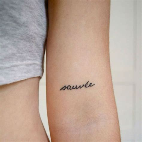 word tattoos 40 charming one word exles tattoos