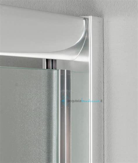 piatto doccia 100x75 box doccia angolare anta fissa porta battente 100x75 cm opaco
