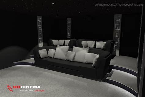 Home Cinema Salle Dédiée 4544 by Salle De Cinema Chez Soi Une Salle De Cinema Chez Soi F V