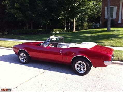 Pontiac Convertible For Sale by Torquelist For Sale 1967 Pontiac Firebird 400 Convertible