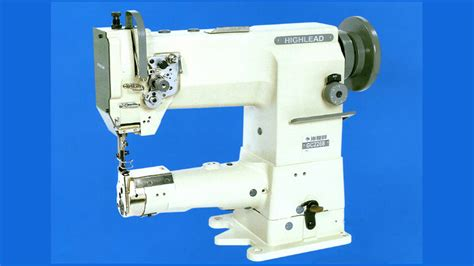 Upholstery Sewing Machine Walking Foot by Leather And Upholstery Machines Highlead Gc2268 Cylinder