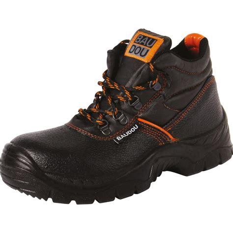 chaussures de securite miami hautes baudou taille  de