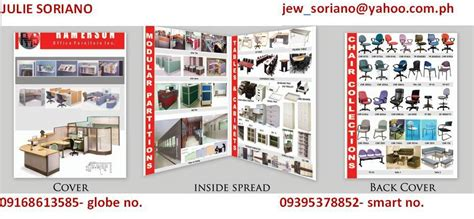 brand new office furniture conor philippines trading