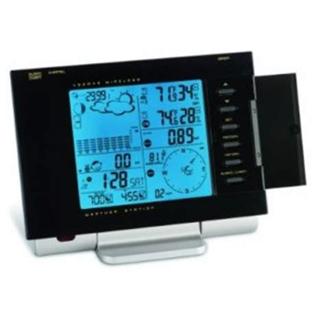 honeywell te923w deluxe weather station with