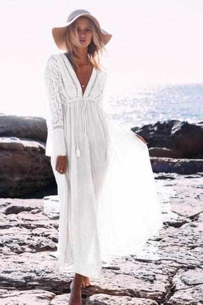 Alexandria Maxy alexandria white maxi dress lovepeaceboho