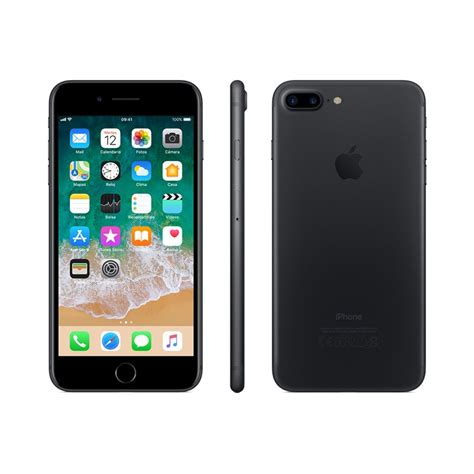 Comprar Iphone 7 Plus 32gb Negro Mate K Tuin Iphone 7 Plus Negro Mate 32gb
