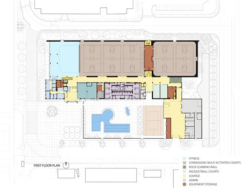 Gym Layout Plan gallery of california state university student recreation