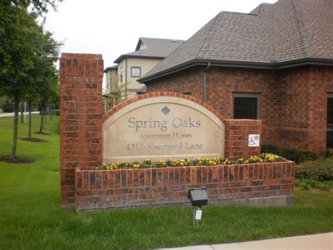 Cimarron Apartments Midland Tx Sterling Springs Villas 1701 N Fairgrounds Rd Midland