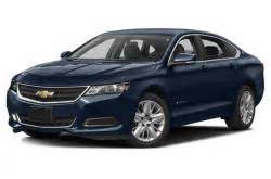 Chevrolet Rebates And Incentives Chevrolet Impala Rebates And Incentives