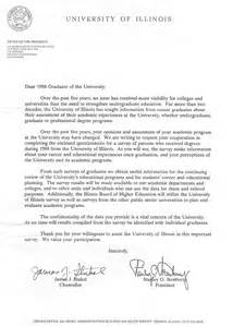 application letter sle cover letter sle uiuc