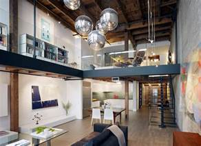 beautiful loft interior design in san francisco