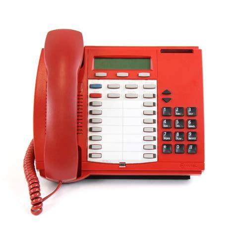 Mitel Superset 4025 Digital Telephone Red 9132 025 700 Mitel Superset 4025 Label Template