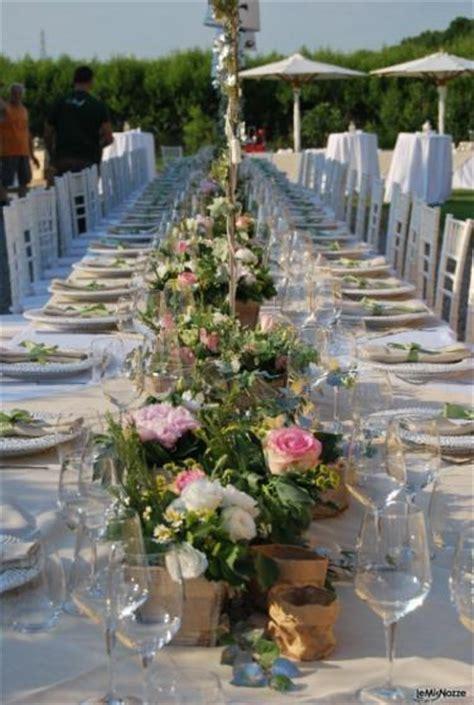 fiori tavoli matrimonio foto 408 centrotavola matrimonio fiori per il tavolo